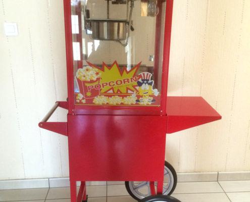 machine à pop-corn - Nancy (Lorraine, Grand Est)