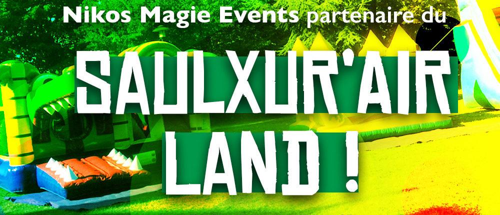 Saulxur'Air Land - Nikos Magie Events