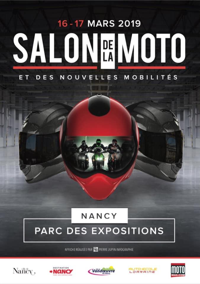 Nikos Magie Events, partenaire du Salon de la Moto 2019 ...
