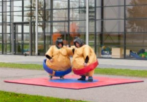 Location jeu sumo gonflable - Lorraine