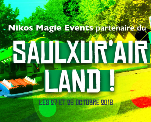 Saulxur'Air Land - Nikos Magie Events